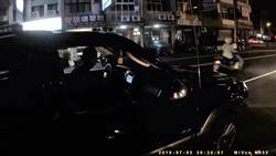 暗夜逼車男大生 休旅車駕駛GG了