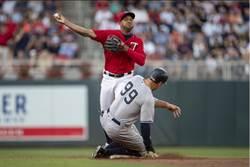 MLB》雙城三殺洋基 英砲:我全力跑了