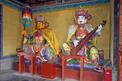 寺廟搞錯四大王名字 百年後才發現