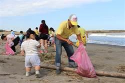 通霄精鹽廠旁最髒海岸  9月將進場清除