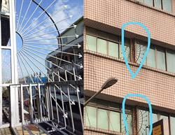 陽台復古神秘欄杆是啥?網曝功用