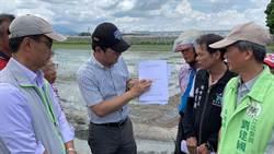 雲林立委劉建國 爭取改善農水路排水長約3公里
