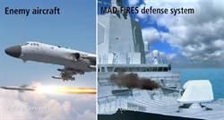 雷神飛彈攔截器影片 054D與轟6是假想敵