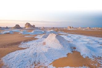 陸助埃及挖水井 要將沙漠變良田