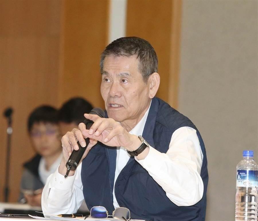 華航董事長謝世謙。(資料照片/中央社)