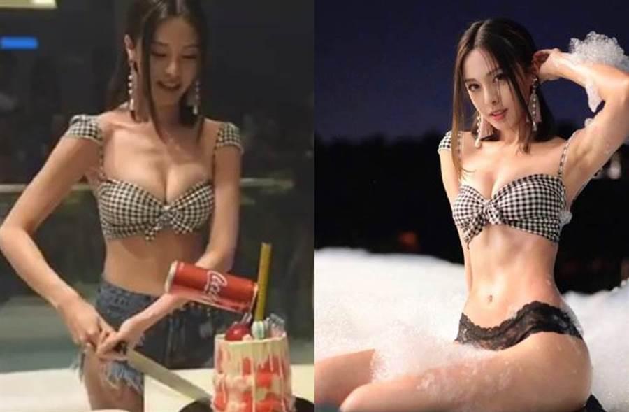 李元玲慶30歲開生日趴。(圖/翻攝自IG)