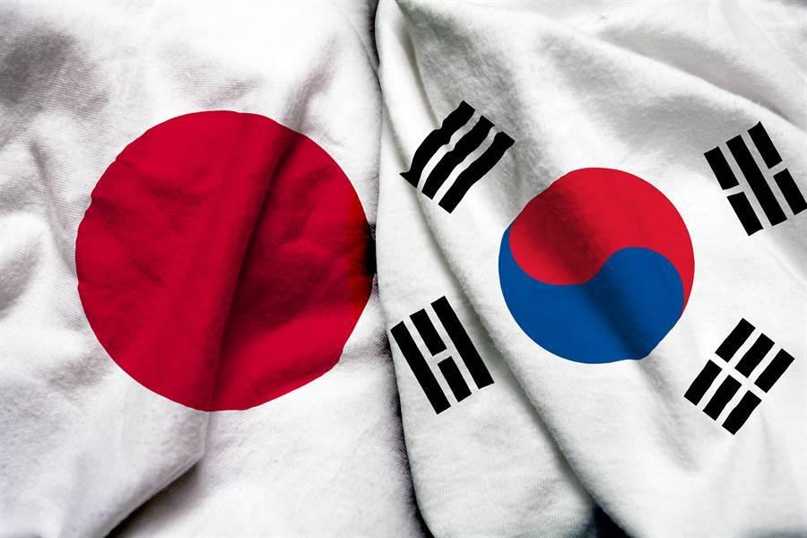 日韓關係急凍。(示意圖/達志影像/shutterstock提供)