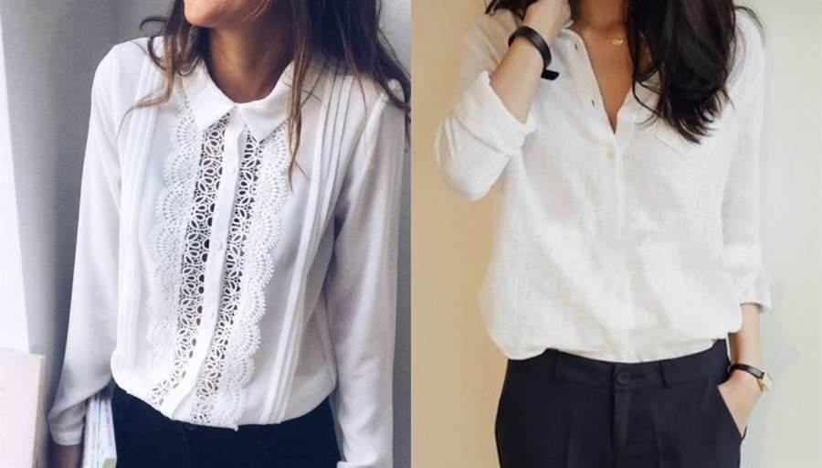 夏季穿淺色外衣,建議內搭淺色或肉色款式的內衣。(圖/Pinterest)