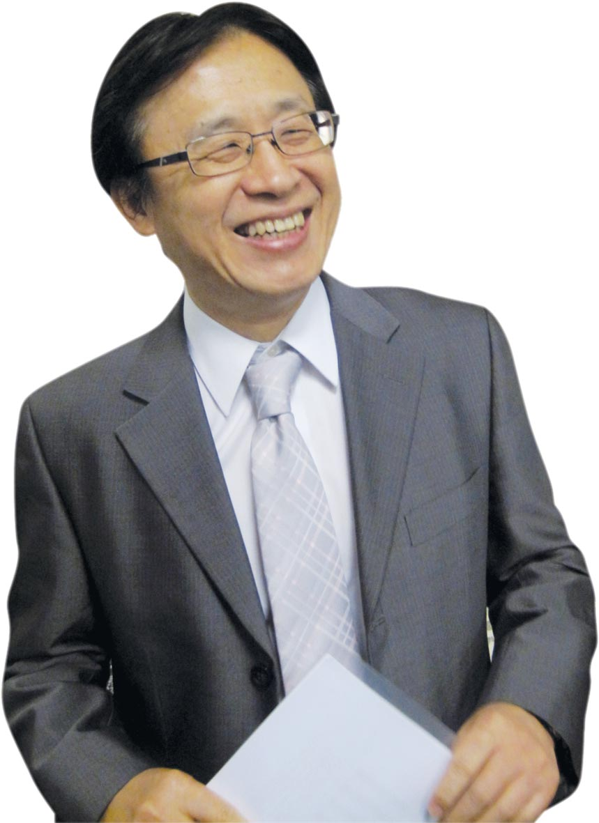 聯詠總經理王守仁。圖/本報資料照片