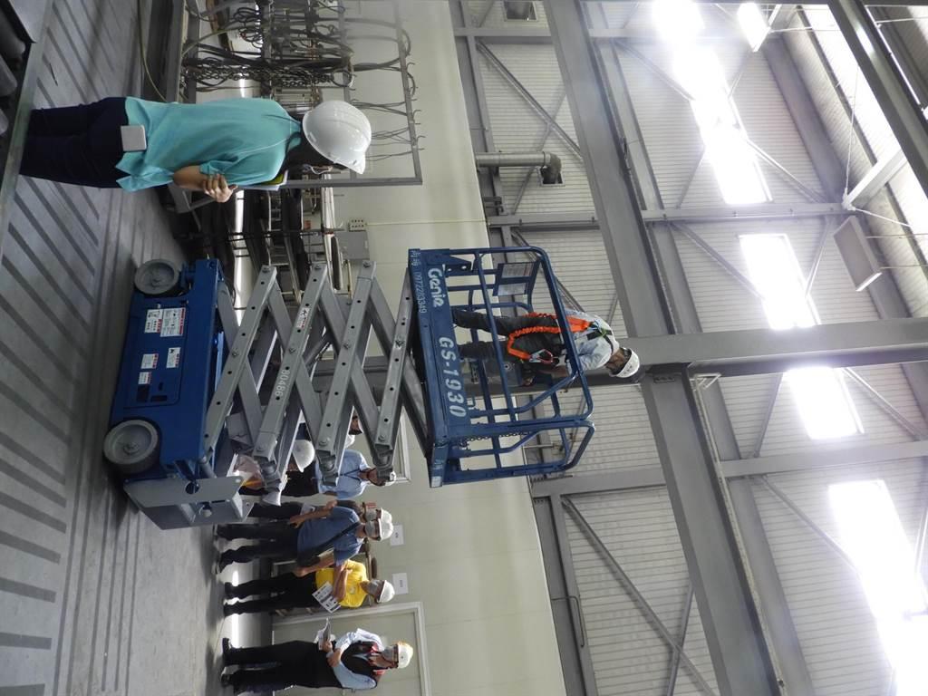 台中是台灣工具機生產及機械業的重鎮,鑄造廠主要集中於中部地區,約占全國4成,相關作業危害不可輕忽。(盧金足攝)