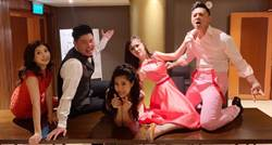 黃嘉千、曾國城新加坡演出舞台劇 傳濺血事件