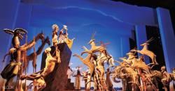感動全球上億劇迷 紐約百老匯劇場「獅子王」來台