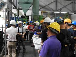 中市府辦高風險作業危害預防觀摩 提升職場安全