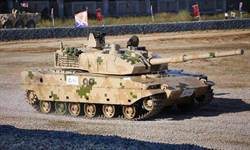 陸新15式輕坦克 穿甲彈號稱對付台版M1A2T