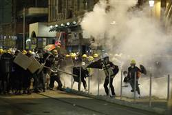 駐港部隊是否介入香港 陸國防部稱依駐軍法規定