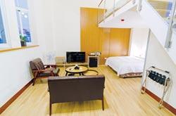 台南肯辛頓微型旅店 輕旅行首選