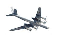 俄軍機兩度闖領空 南韓開火示警