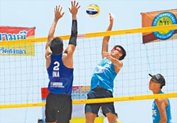 亞洲沙灘排球公開賽 8月澎湖開打