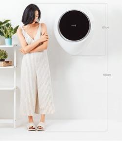 壁掛洗衣機寵小家庭 體積小省空間