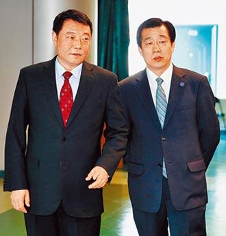 劉軍川升國台辦副主任 安峰山請辭