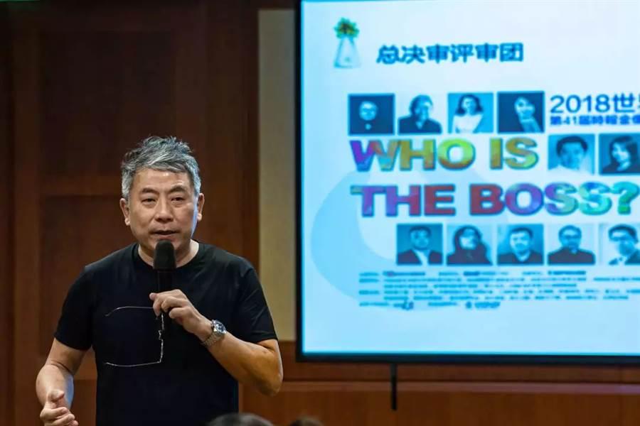 OnBrand 創始人、2018年金像獎評審團主席陳耀福