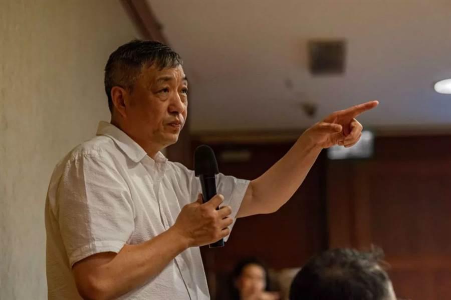 上海師範大學教授、金犢獎大陸組委會副主席金定海