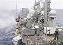 不甩陸對台動武說 美艦穿越台海