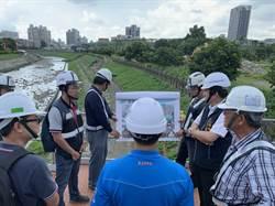 康橋計畫延伸!旱溪排水水環境改善工程明年底完工