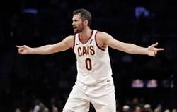 NBA》都不愛國?洛夫宣告退出美國男籃