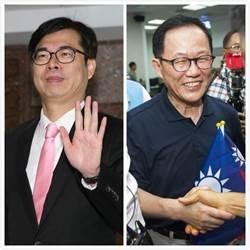韓柯若選總統誰當市長?陳其邁、丁守中支持度高