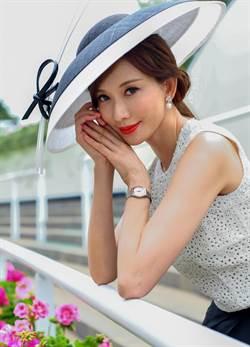 浪琴表有助婚姻宮 代言人林志玲「相信愛情」產生幸福連鎖效應