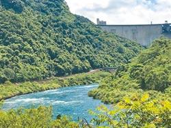 翡翠原水管動工 供水更穩定