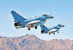 陸曝全軍種演習代號 殲-20已參演