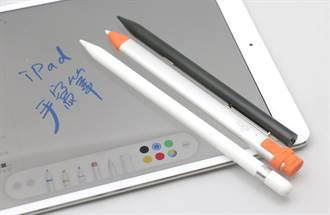 [體驗]對比三款iPad專用手寫筆 Apple Pencil獨具壓力感應很威