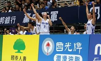 瓊斯盃姊妹鬩牆 中華白竟大勝中華藍26分