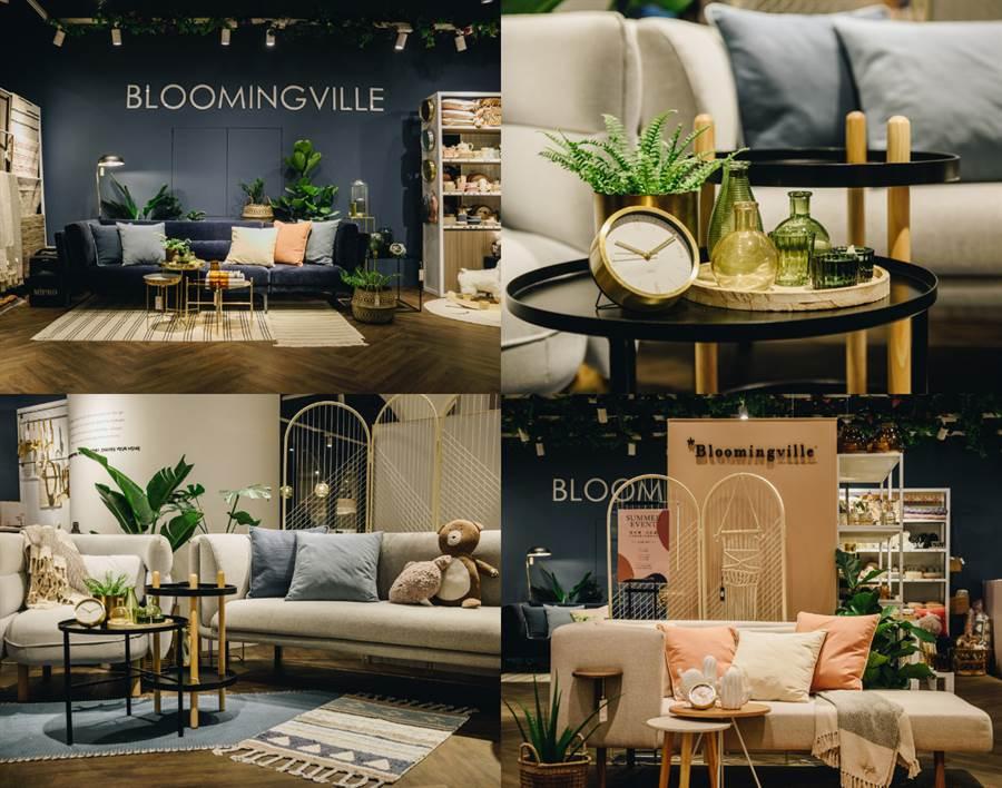 Bloomingville亞洲首間概念店。(圖/品牌提供)