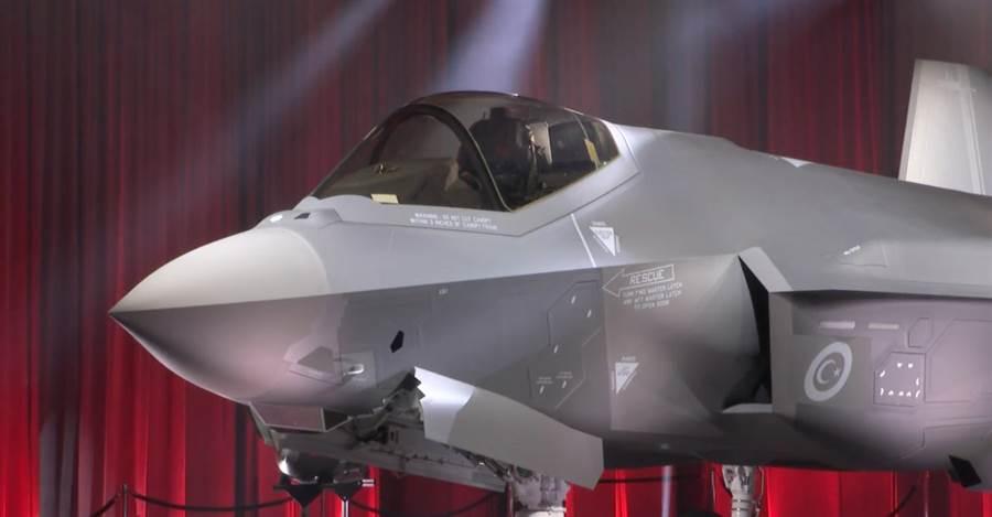 預定提供給土耳其的F-35,目前還扣留在美國。(圖/洛克希德馬丁)