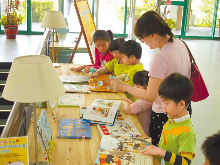 新竹縣加入準公共化幼兒園的私立園所比例偏低。(資料照)