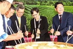 2019台灣美食展開幕 副總統向國際掛3保證