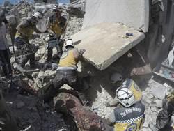 心碎!敘利亞5歲童瓦礫堆拚死救妹