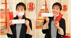 米可白罹流感失聲 抱病復工靠紙條表心意