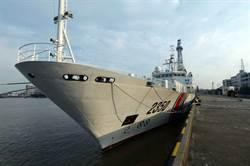 對應美艦過台海?陸巡邏船今2度駛入日本領海