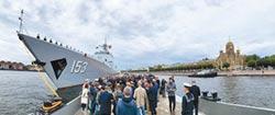 陸西安艦遠航 直搗北約內海