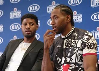NBA》沒互相?喬治言論遭雷霆總管打臉