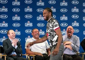 NBA》耍特權!里歐納德好友改當快艇助教