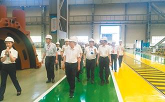 台灣機械工業同業公會參訪德陽