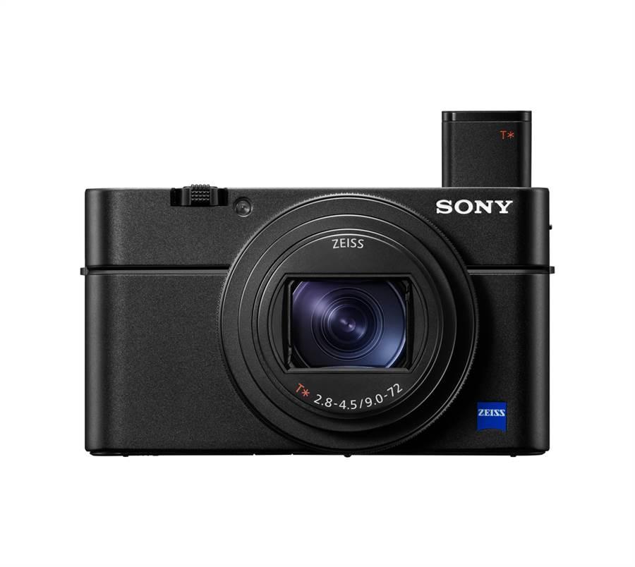 Sony RX100 VII。(圖/Sony提供)
