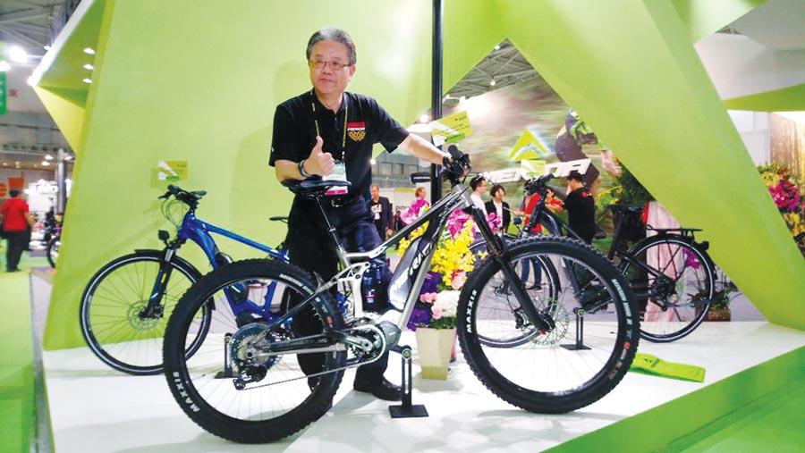 美利達電動自行車下半年起,預估單月出貨2萬台以上,成為台灣電動自行車整體出口量的最大貢獻者。圖/曾麗芳