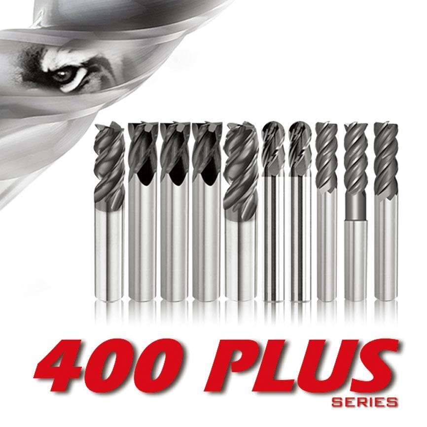 震虎400PLUS銑刀。圖/業者提供