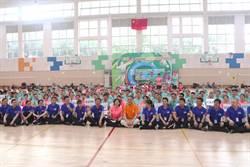 發揮運動正能量 上海清涼杯羽賽開打